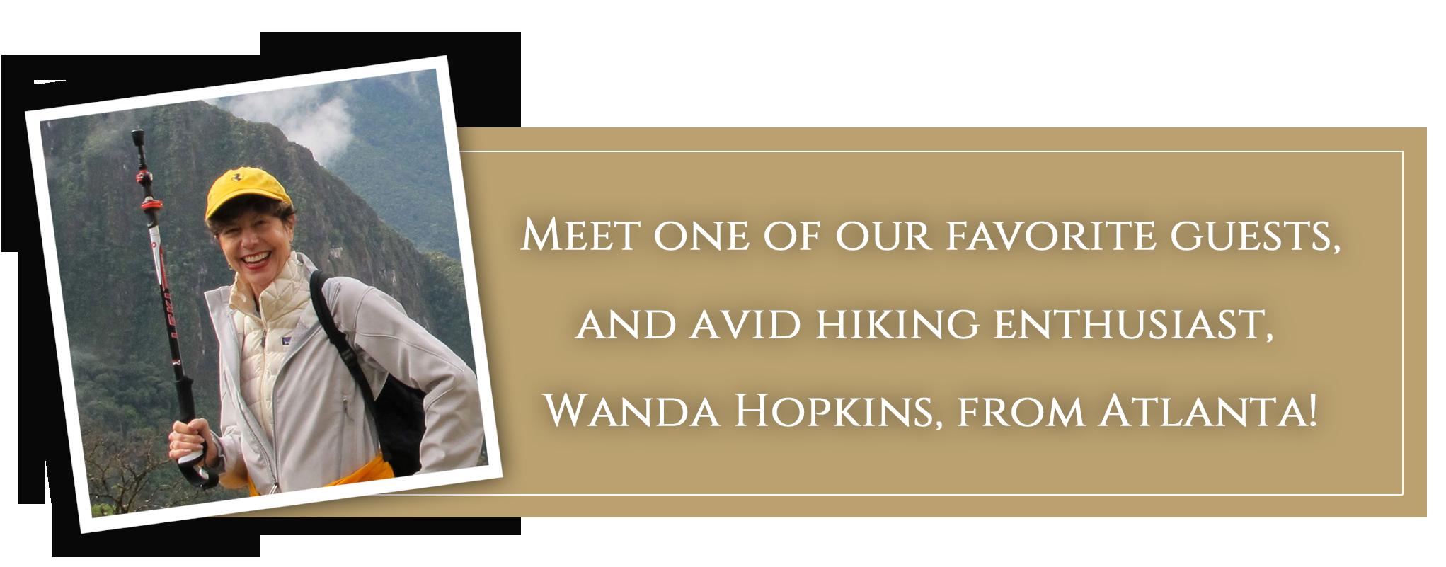 Hiking Trails Berkshires by Wanda Hopkins